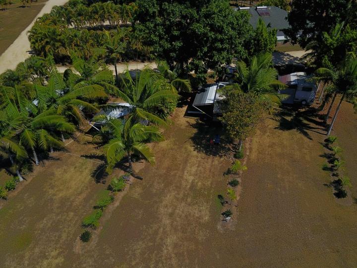 Droning over Crystal Creek CV