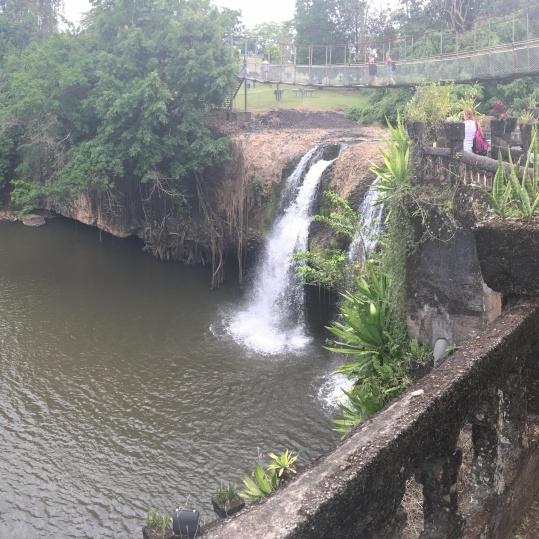 Mena Falls