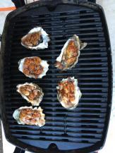 Oysters Kilpatrick!!