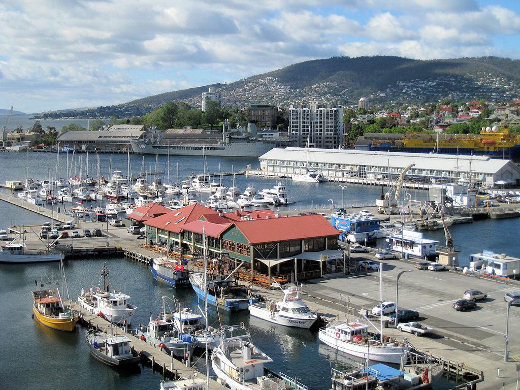 Constitution Dock