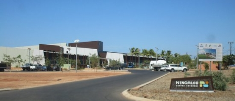 Ningaloo Visitor Centre
